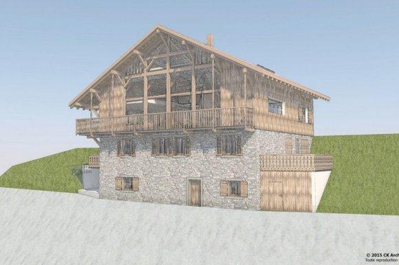 Mission de permis de construire ou déclaration préalable (garage, extension < 20m²) Haute-Savoie