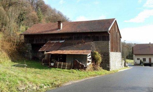 Réhabilitation d'une grange  Ayze